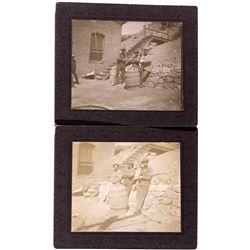 Virginia City Photos Showing Guards and Gold Bars NV - Virginia City,Storey County - c1900-1910 - 20