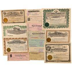 Yerington Area Documents NV - Yerington,Lyon County - 1880-1921 - 2012aug - General Americana