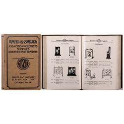 MASSCO Assay & Chemists Supplies Catalog NY - New York,1920 - 2012aug - General Americana