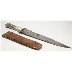 Woodhead & Hartley Bowie  - England, - c1850 - 2012aug - General Americana