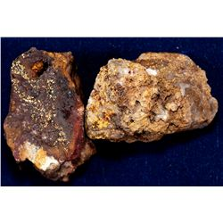 Vulture Gold Ore Cache AZ - Wickenburg,Maricopa County - 1860-1940 - 2012aug - Mineral Specimens
