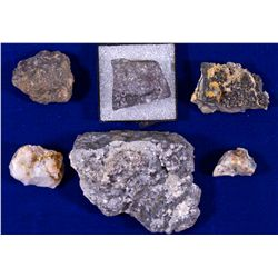 Randsburg Area High Grade Ore Specimen Collection CA - Randsburg,Kern County - 2012aug - Mineral Spe