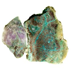 Bullfrog Mineral Specimens NV - Bullfrog,Nye County - 2012aug - Mineral Specimens