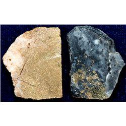 Malheur & Grant Counties Oregon Gold Specimens OR - Malheur County and Grant County,2012aug - Minera