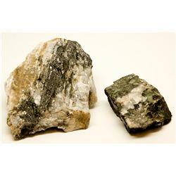 Homestake Ore Specimens SD - Lead, -  - 2012aug - Mineral Specimens
