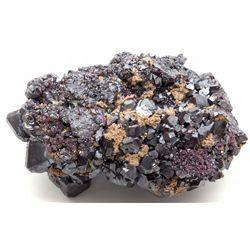 Cuprite Crystal & Silver Mineral Specimen 2012aug - Mineral Specimens