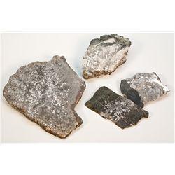 Dendrite Native Silver Mineral Specimens 2012aug - Mineral Specimens