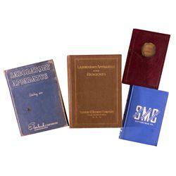 Assay Lab & Chemistry Catalogs 1912, 1931 - 2012aug - Mining Hard goods/Important Mining Publication