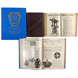 Drafting & Mining Catalogs 1924, 1936 - 2012aug - Mining Hard goods/Important Mining Publications