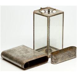 Folding Miner's Lamp 2012aug - Mining Hard goods/Important Mining Publications