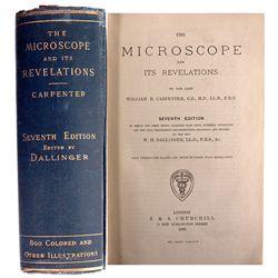 Microscopes Book 1891 - 2012aug - Mining Hard goods/Important Mining Publications