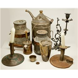 Mining Hardgoods Assortment c1920 - 2012aug - Mining Hard goods/Important Mining Publications