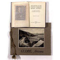 Arizona Mining Books AZ - Globe,Gila County - 1924 - 2012aug - Mining Hard goods/Important Mining Pu