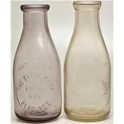 Choice Elko Rarities NV - Elko,c1905-1914 - 2012aug - Nevada Bottles
