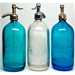 Reno Seltzer Bottles NV - Reno,Washoe County - c1907-1910, c1902-1918 - 2012aug - Nevada Bottles