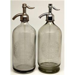 Wieland Seltzer Bottles NV - Reno,Washoe County - 2012aug - Nevada Bottles