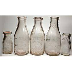Sparks Dairy Bottles NV - Sparks,Washoe County - 2012aug - Nevada Bottles