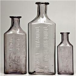 Tonopah Drug Co. Bottle NV - Tonopah,Nye County - c1907-1916 - 2012aug - Nevada Bottles