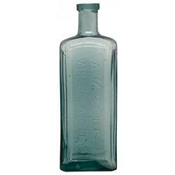 A.M. Cole Bottle NV - Virginia City,Storey County - 2012aug - Nevada Bottles