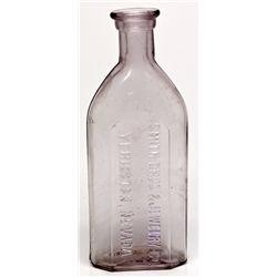 Smith Drug & Jewelry Co. Bottle NV - Yerington,Lyon County - 2012aug - Nevada Bottles