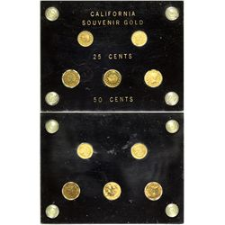 Cal Fractional Gold CA - 2012aug - Numismatic