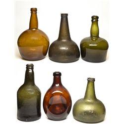 Treasure Ship Bottles 2012aug - Saloon