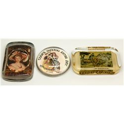 Whiskey and Wine Paper Weight Collection  - , -  - 2012aug - Saloon