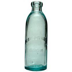 Pearson Bros. Hutchinson Bottle CA - Bodie,Mono County - 2012aug - Saloon