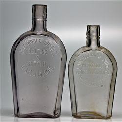 Oakland Coffin Flasks CA - Oakland,Alameda County -  - 2012aug - Saloon