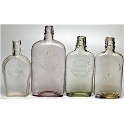 Mission Street Saloon Bottles CA - San Francisco, -  - 2012aug - Saloon