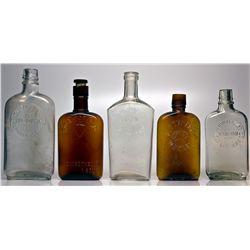 San Francisco Whiskeys CA - San Francisco, - 1907 - 2012aug - Saloon