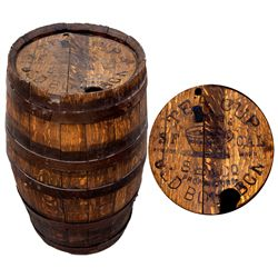 Whiskey Barrel CA - San Francisco, - 1187-1895 - 2012aug - Saloon