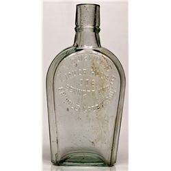 Louisville Liquor House Coffin Flask CO - Cripple Creek,Teller County -  - 2012aug - Saloon