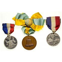 U.S. Centennial Exposition Medals 2012aug - Worlds Fair