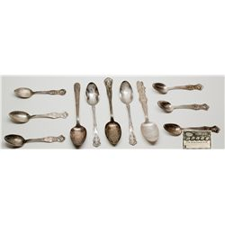 St. Louis World's Fair Souvenir Spoons MO - St. Louis,1904 - 2012aug - Worlds Fair