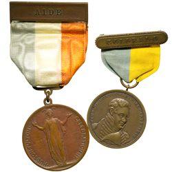 Hudson-Fulton Medal 2012aug - Worlds Fair