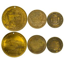 Pan Pacific Expo Medals 2012aug - Worlds Fair