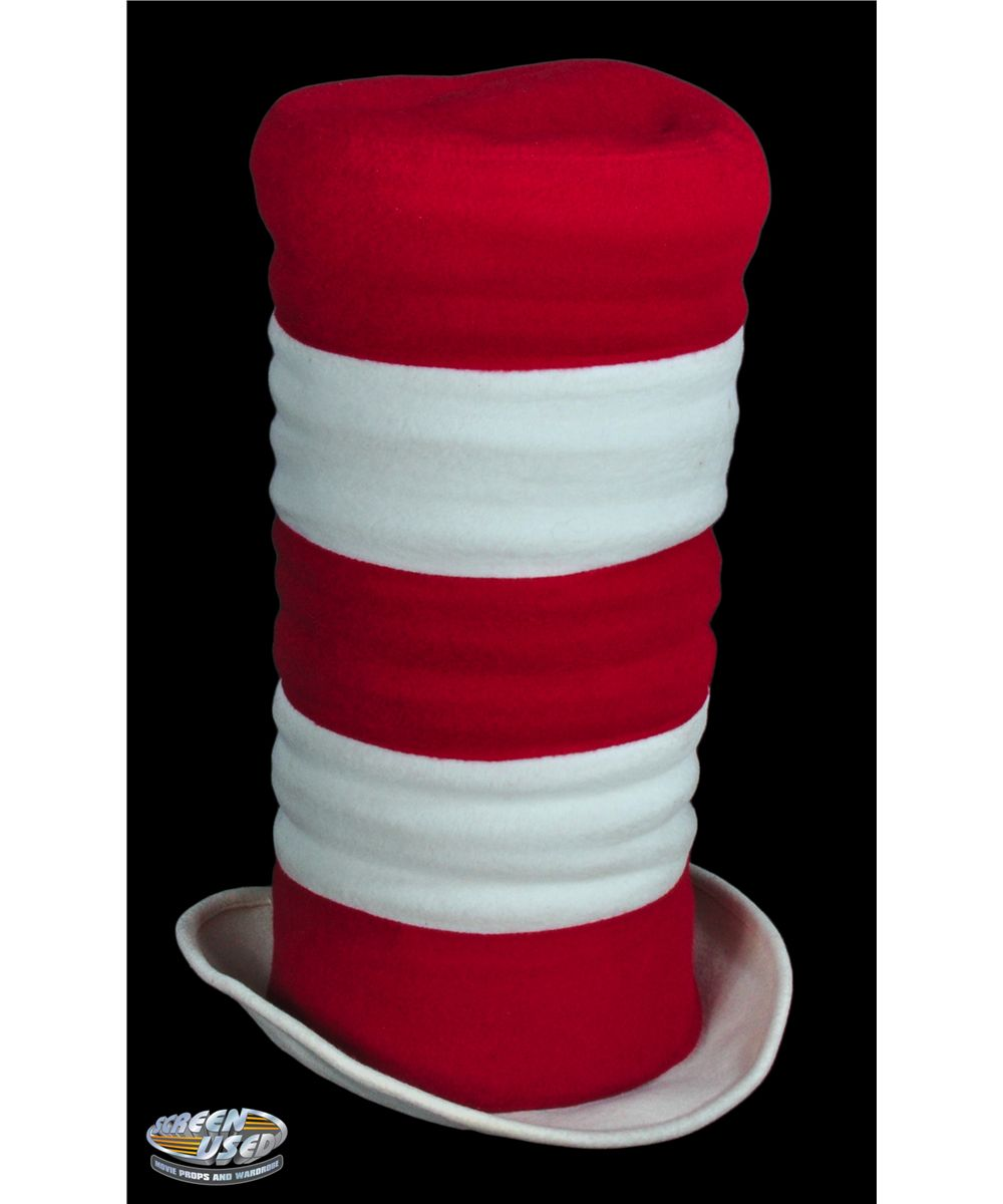 07375fd6 Image 1 : Mike Myers mechanized hat from Dr. Seuss' The Cat in the ...