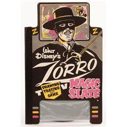 1950s Zorro mask, whip, ring & lariat set mint on card