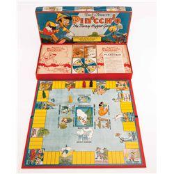 Disney Pinocchio merry puppet game