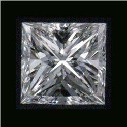 Certified Princess Diamond 0.51Carat E, VVS1 GIA