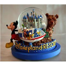 'Disneyland Resort' Musical Globe