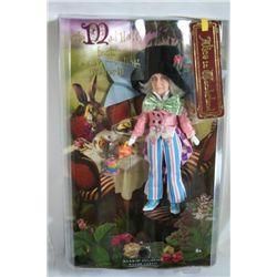 Alice in Wonderland's 'Mad Hatter' Doll