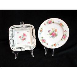 Occupied Japan & US Zone Porcelain Plates
