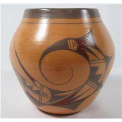 Clay Hopi Pottery