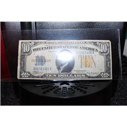 1934A $10 BILL