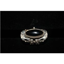 GREAT STERLING RING FLIP TOP .67 OZ.
