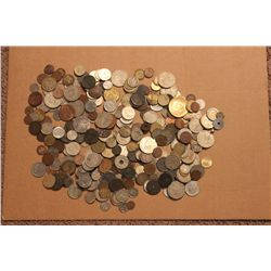 100'S OF WORLD COINS - SOME RARE