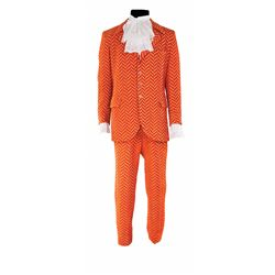 "Mike Myers ""Austin Powers"" signature orange costume from Austin Powers in Goldmember"