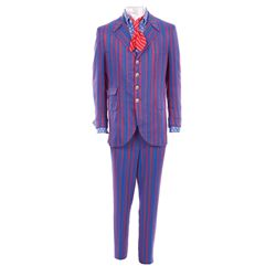 "Mike Myers signature ""Austin Powers"" groovy suit from Austin Powers in: Goldmember"